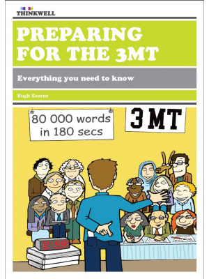 ebook: Preparing for the 3MT: Everything you need to know [DOWNLOAD]