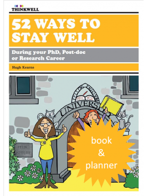 52 Ways to Stay Well Set: eBook and ePlanner [DOWNLOAD]