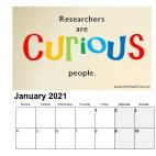 ThinkWell 2021 Calendar