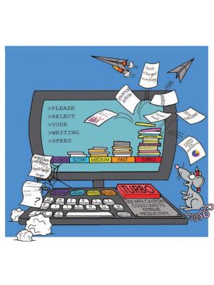 Online coaching program: Turbocharge Your Writing