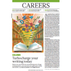 Nature article: Turbocharge your writing today