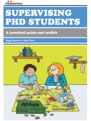 ebook: Supervising PhD Students: A practical guide and toolkit [DOWNLOAD]