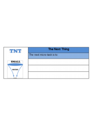 The Next Thing