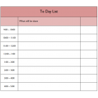 52 Ways to Stay Well: To Day List